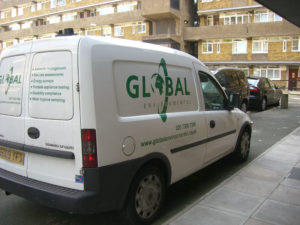 Global Environmental van