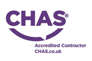 The Contractors Health & Safety Assessment (CHAS) Accredited Contractor.